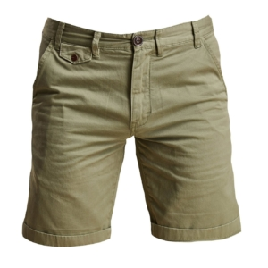 Barbour Neuston Twill Shorts Sunbleach Olive