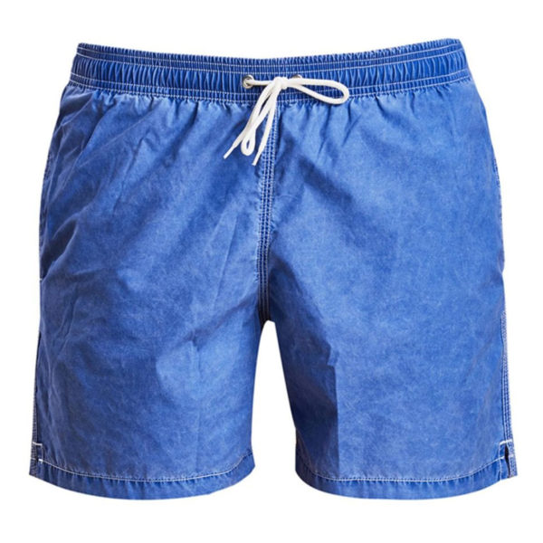 Barbour Victor Swim Shorts Light Blue