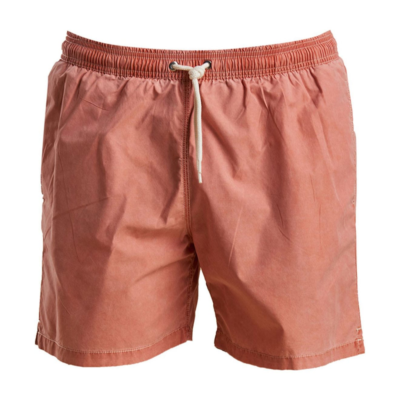 Barbour Victor Swim Shorts Red