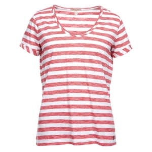 Barbour Womens Dene T-Shirt Red
