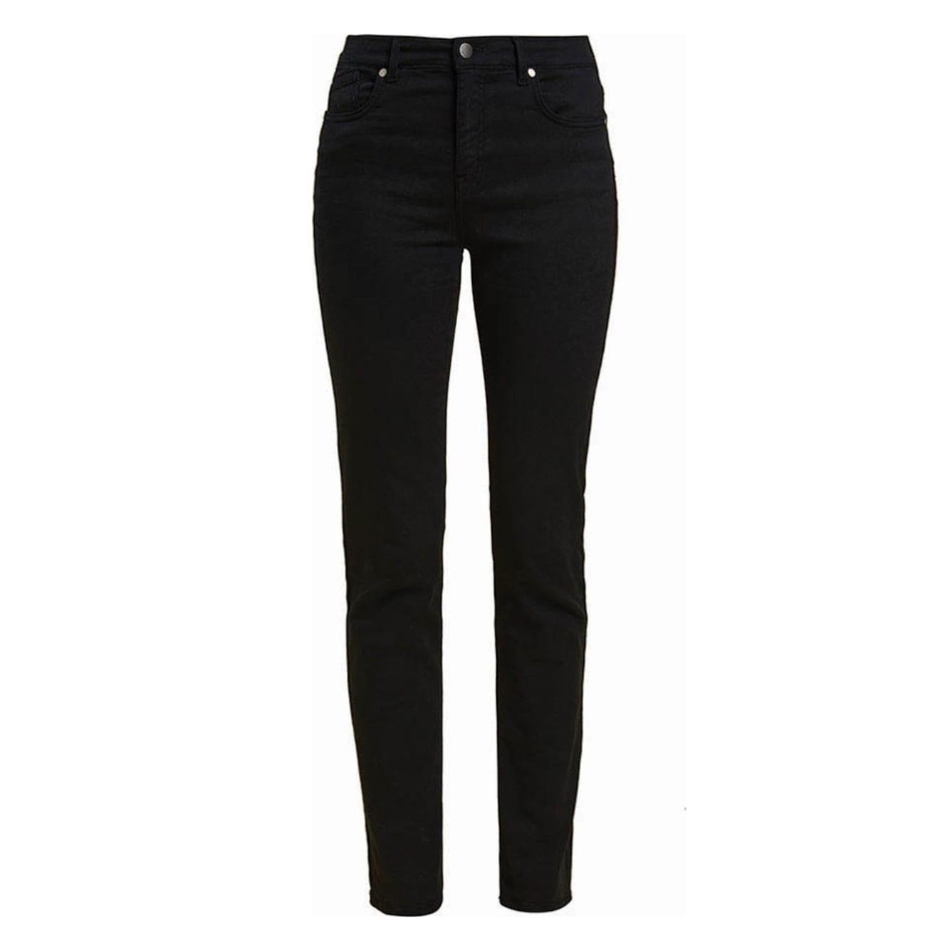 Barbour Womens Slim Fit Jeans Black