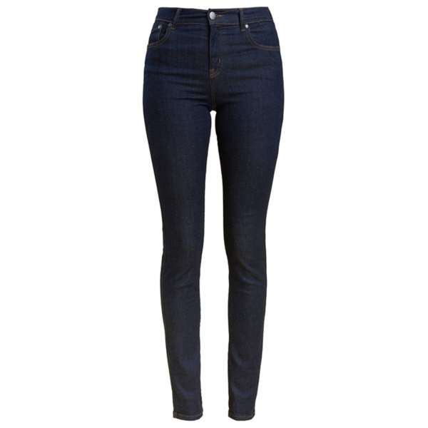 Barbour Womens Slim Fit Jeans Blue Rinse
