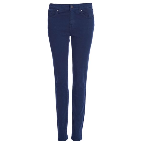 Barbour Womens Slim Fit Jeans Navy