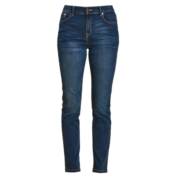 Barbour Womens Slim Fit Jeans Worn Blue