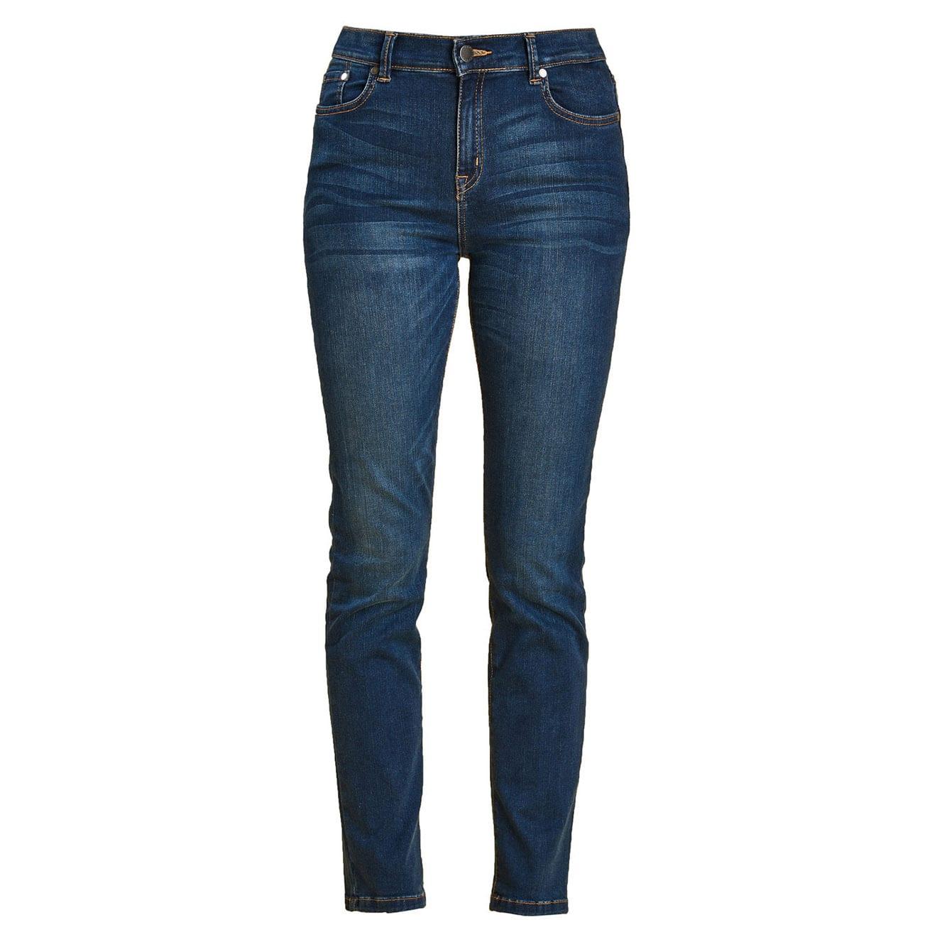 Barbour Womens Slim Fit Jeans Worn Blue