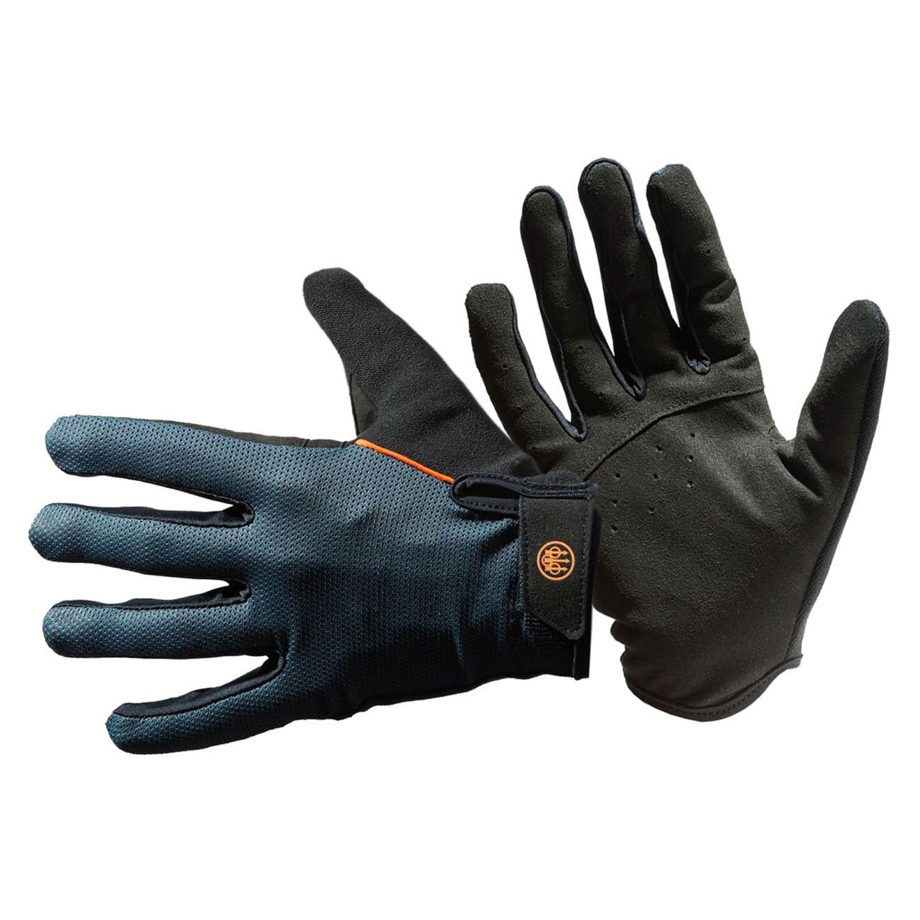 Beretta Mesh Gloves Grey Melange
