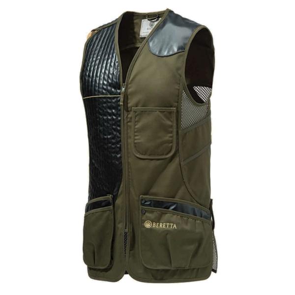 Beretta Sporting Vest Dark Olive