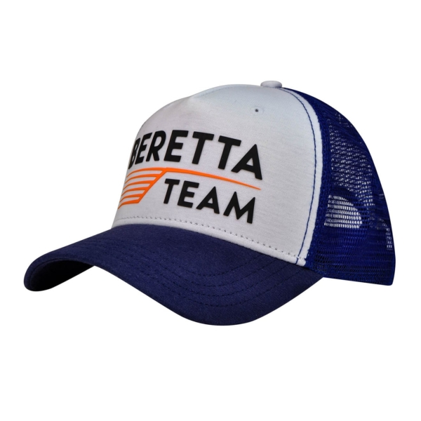 Beretta Team Cap Beretta Blue White