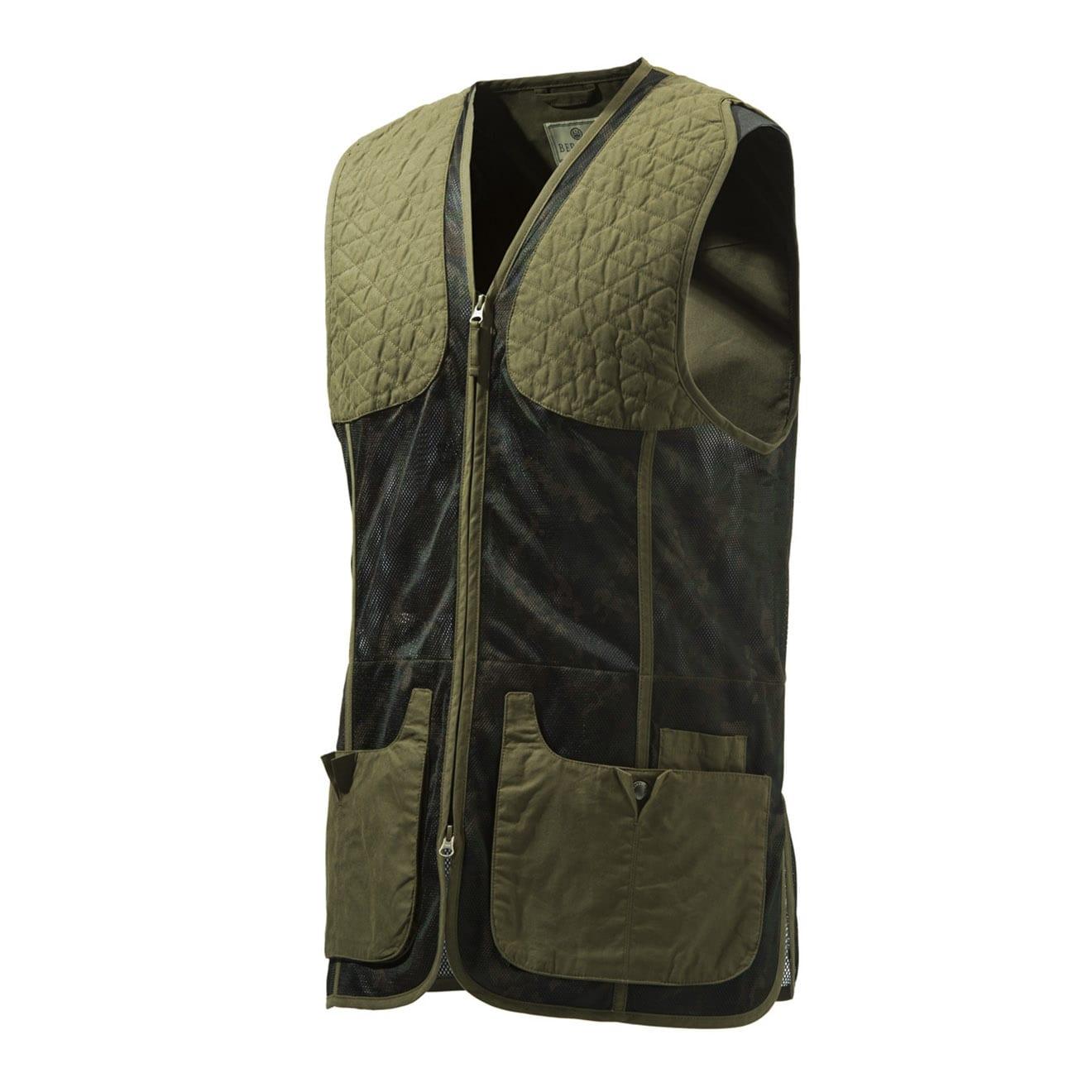 Beretta Urban Camo Mesh Shooting Vest