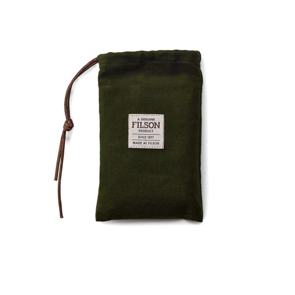 Filson Bifold Wallet Tan Leather