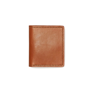 Filson Cash And Card Case Tan Leather