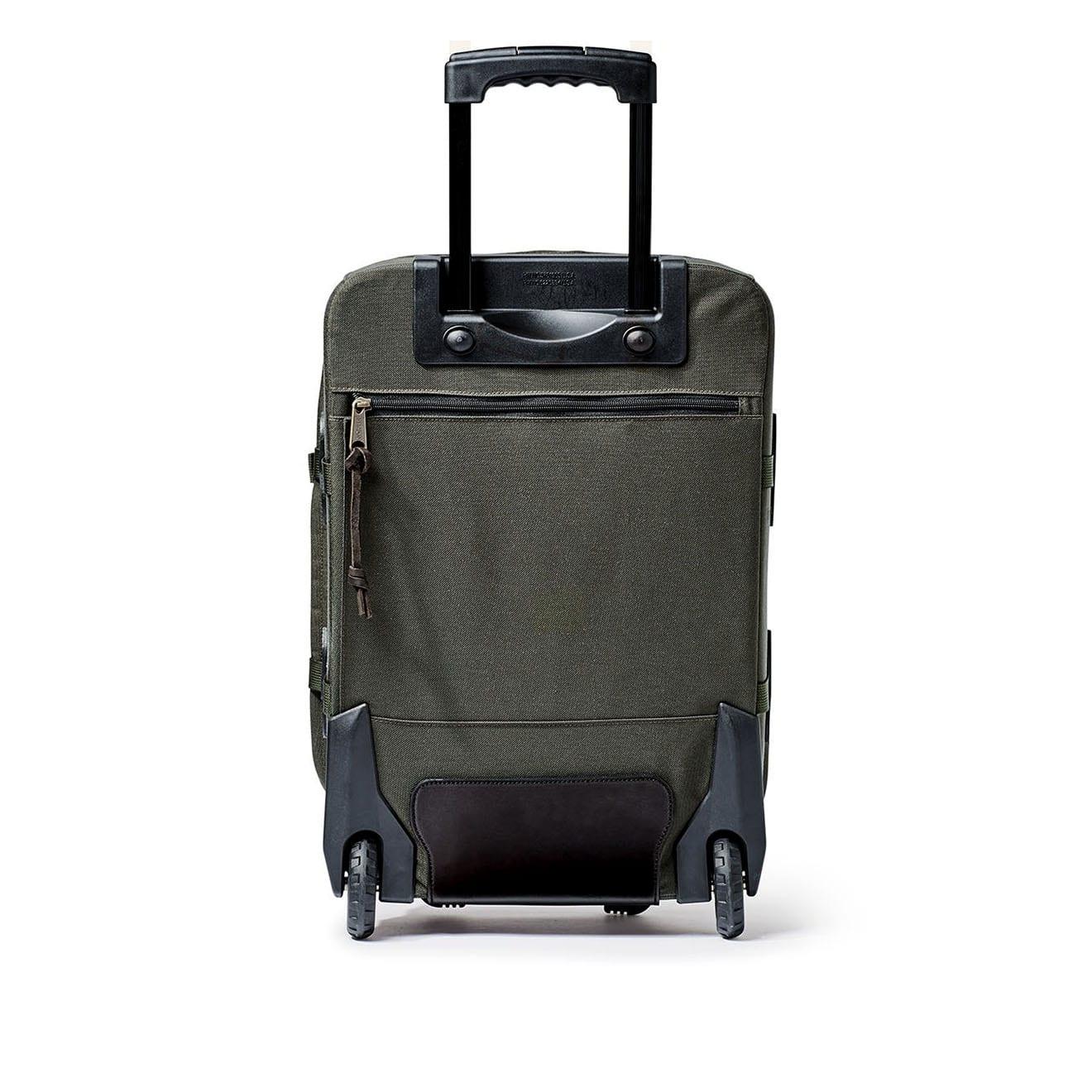 BANK HOLIDAY SALE Filson Dryden 2-Wheel Carry-On Bag Otter Green