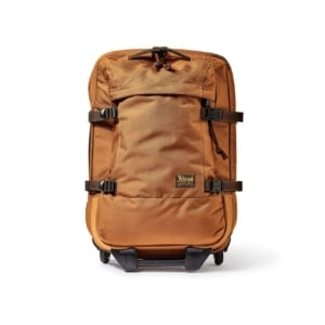 Filson Dryden 2-Wheel Carry-On Bag Whiskey