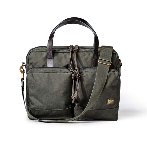 Filson Dryden Briefcase Otter Green