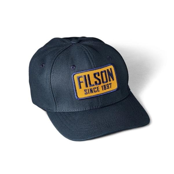 Filson Logger Cap Navy