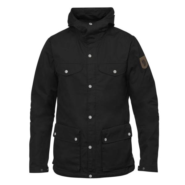 Fjallraven Greenland Jacket Black