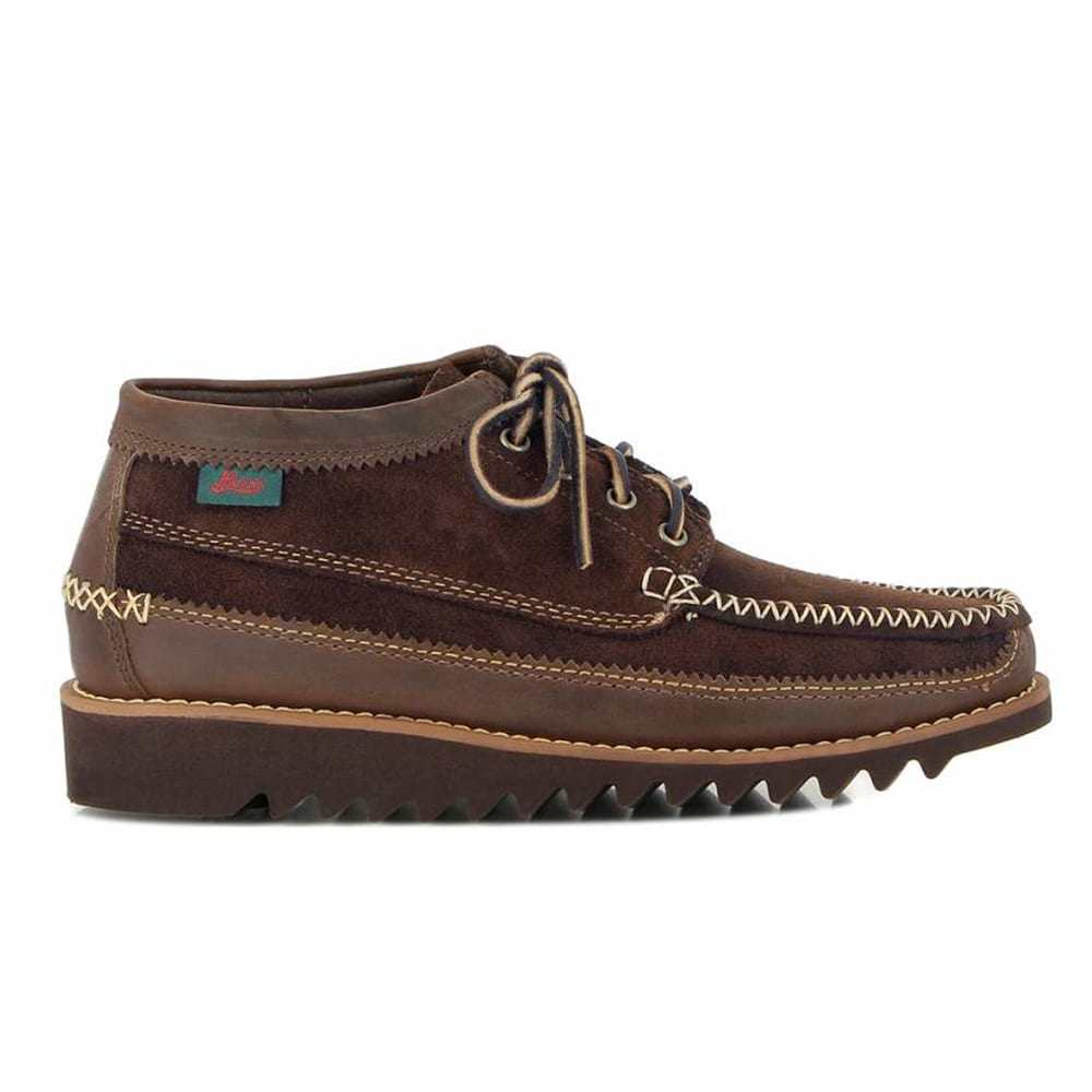 G H Bass Ranger Mocc II Brown
