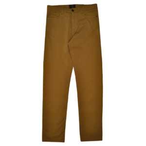 James Purdey Lightweight Five Pocket Jeans Tobacco