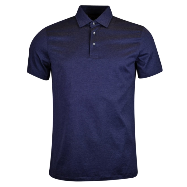 James Purdey Melbury Polo Shirt Navy