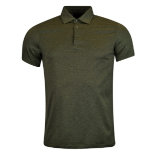 James Purdey Melbury Polo Shirt Sage Green