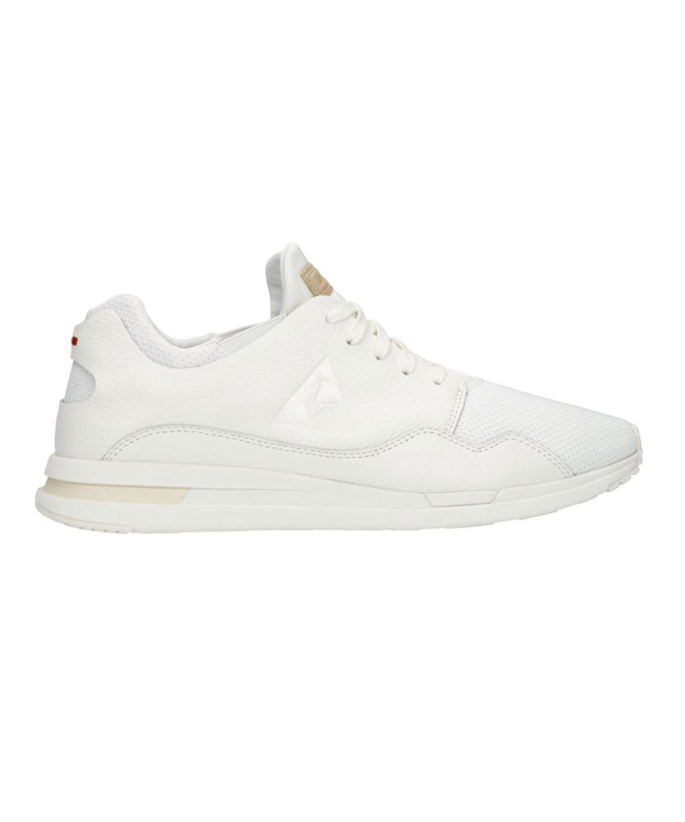 Le Coq Sportif Pure Leather / Mesh Trainer Marshmallow
