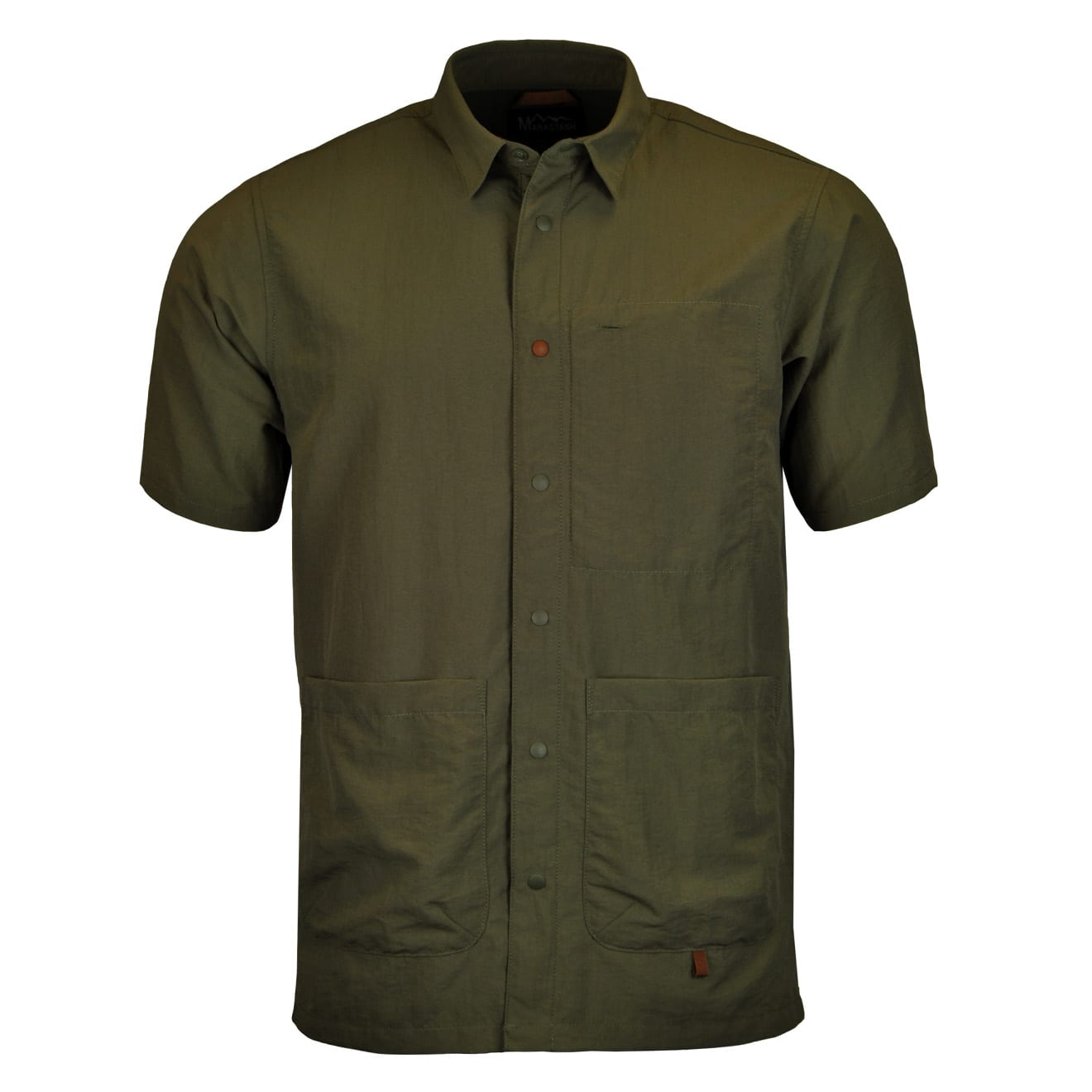 Manastash River Shirt Sage