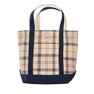 Barbour Kirkaldy Bag Summer Tartan