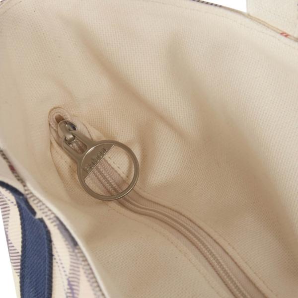 Barbour Kirkaldy Bag Summer Tartan