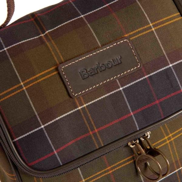 Barbour Wine Cooler Bag Classic Tartan