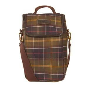 Barbour Wine Cooler Bag Classic Tartan