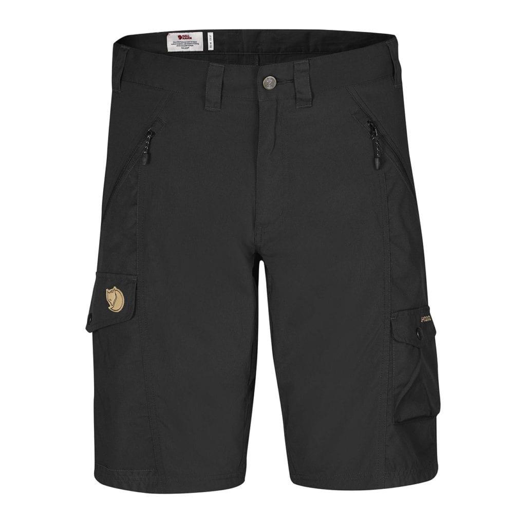 Fjallraven Abisko Shorts Black