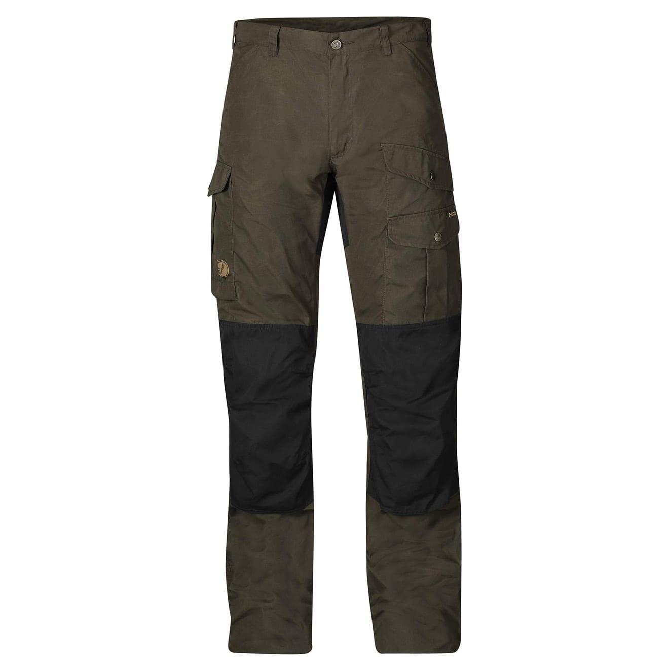 Fjallraven Barents Pro Trousers Regular Dark Olive