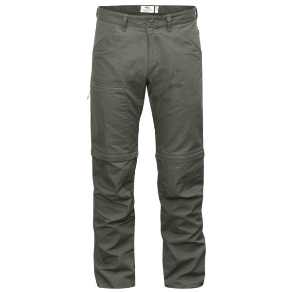 Fjallraven High Coast Zip-Off Trousers Mountain Grey