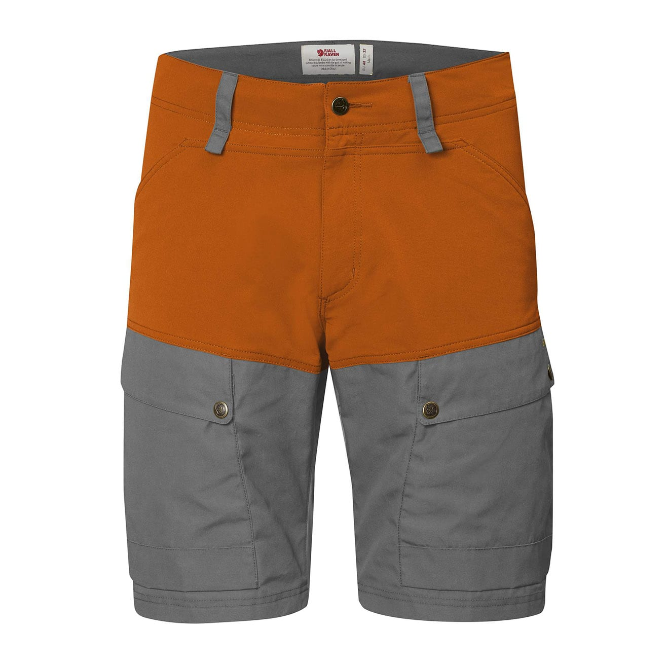 Fjallraven Keb Shorts Seashell Orange