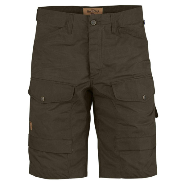 Fjallraven Shorts No. 5 Dark Olive