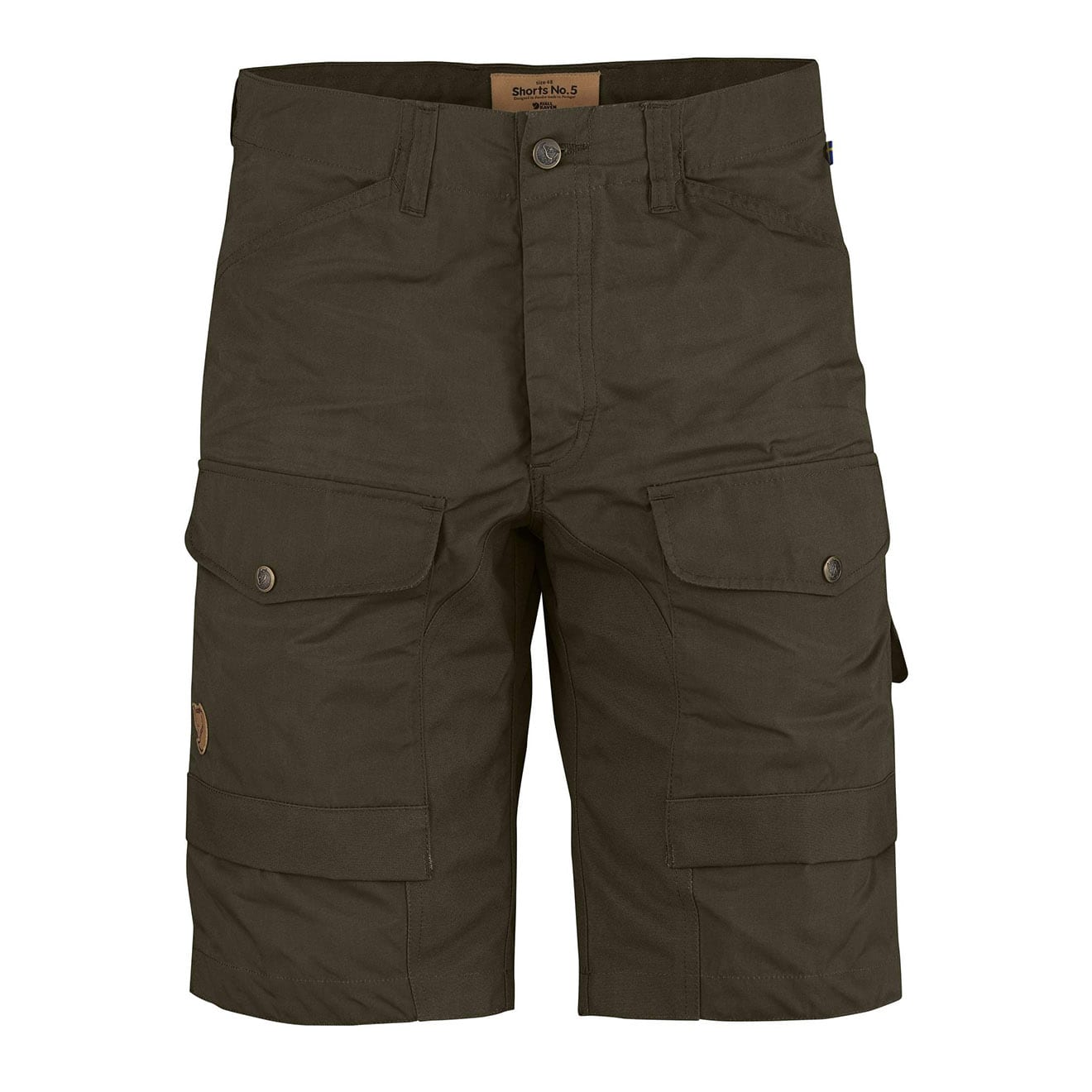 Fjallraven Shorts No 5 Dark Olive
