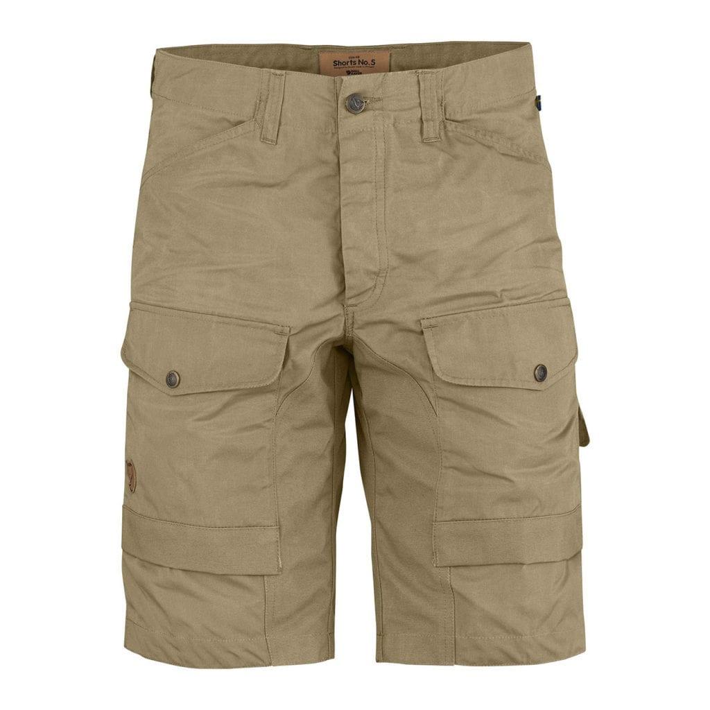 Fjallraven Shorts No 5 Sand