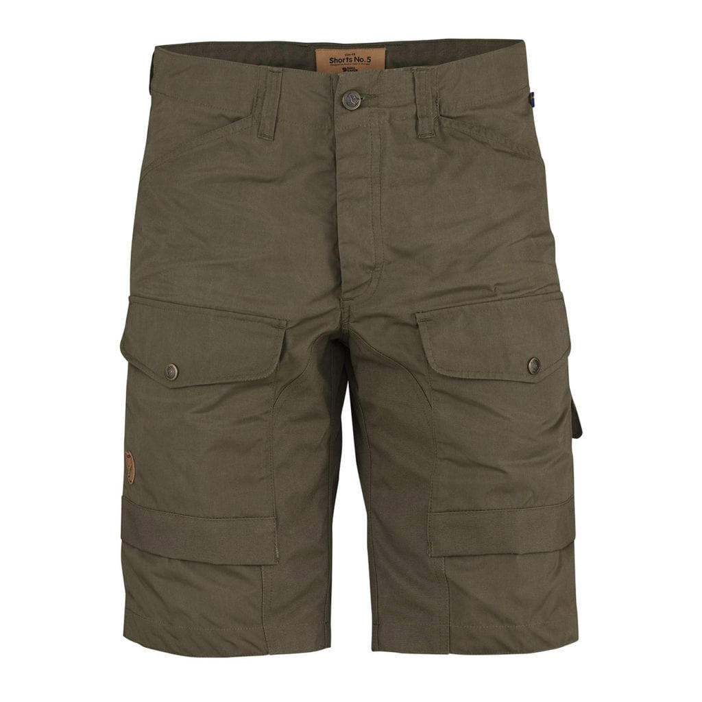 Fjallraven Shorts No 5 Tarmac