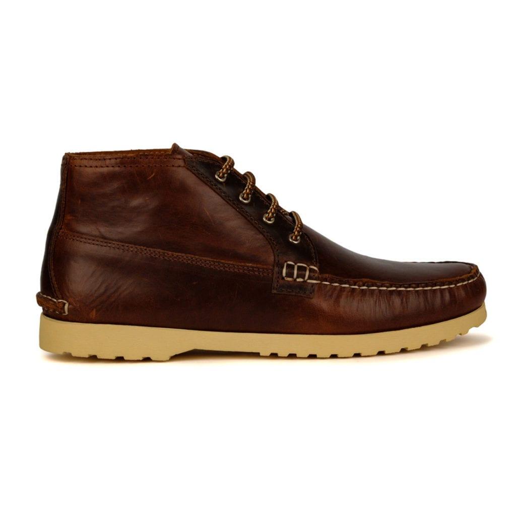 Quoddy Telos Chukka Boot Chromexcel Brown