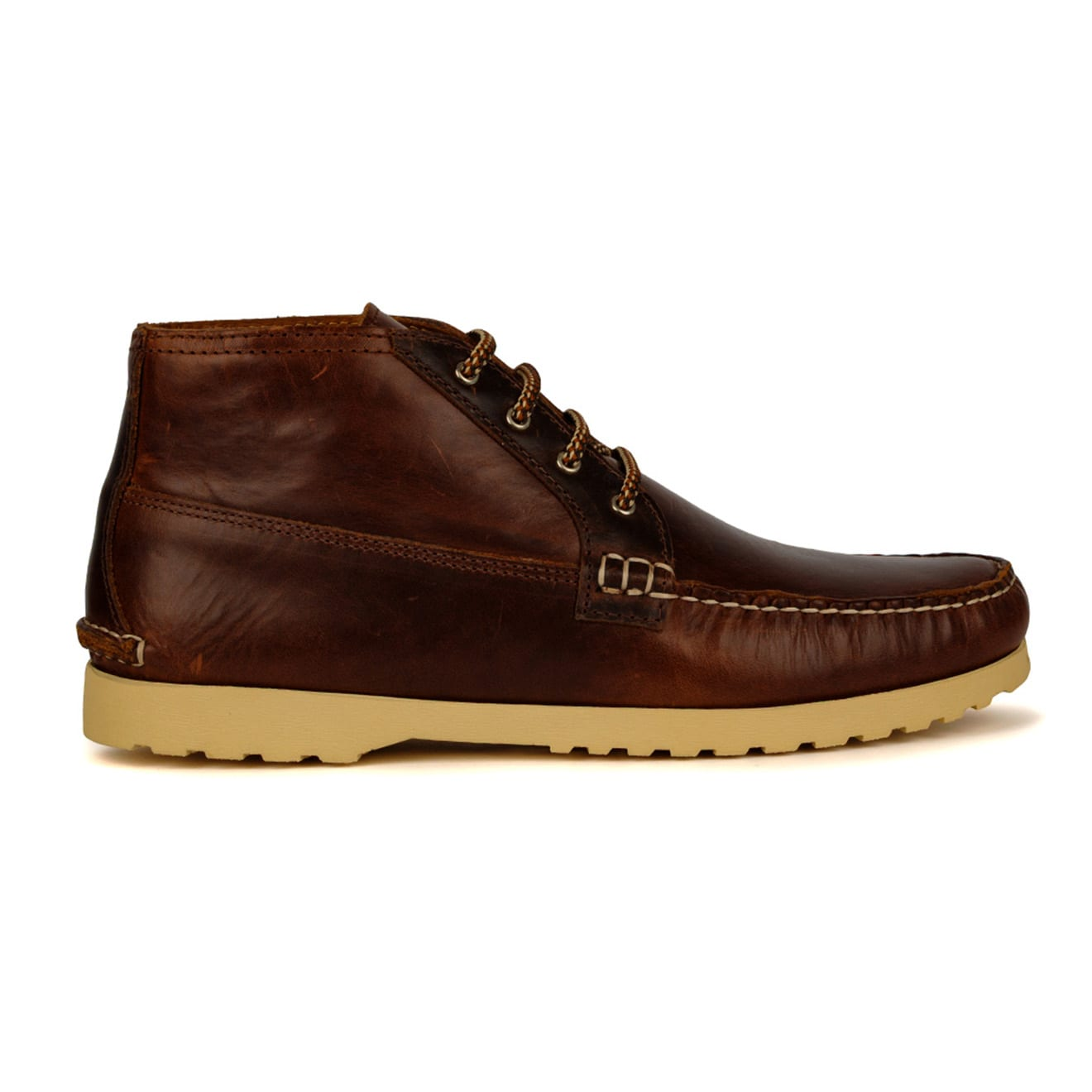 Quoddy Telos Chukka Boot Chromexcel Brown