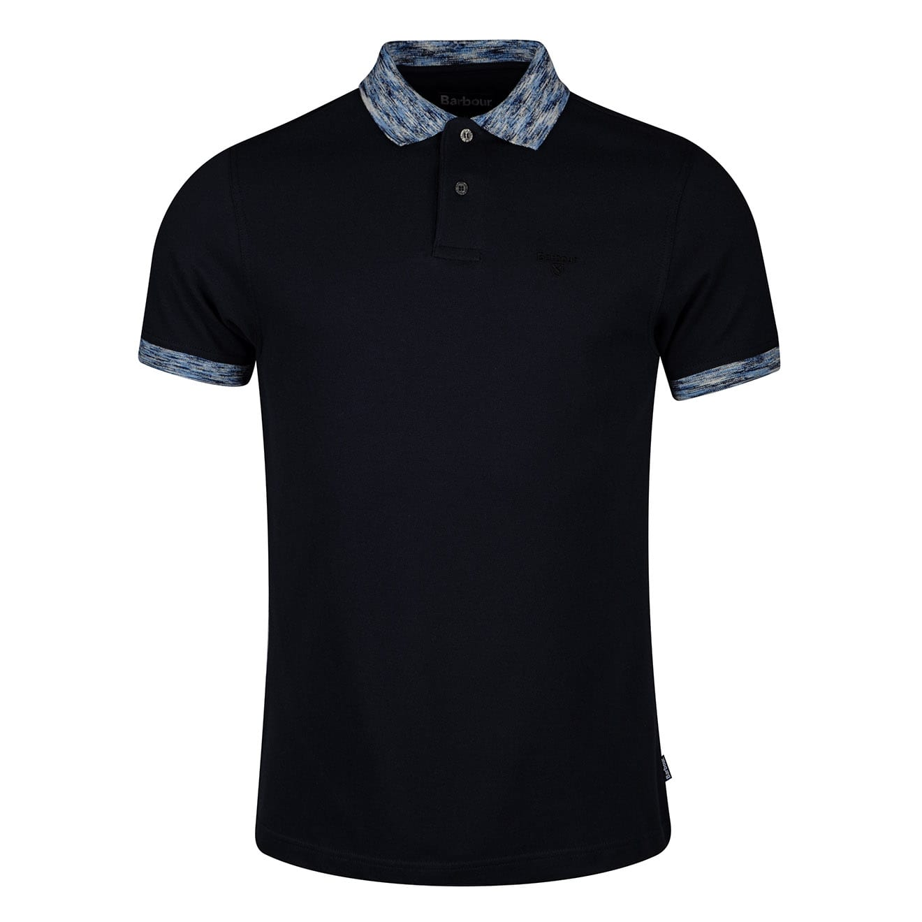 Barbour Abbey Contrast Polo Shirt