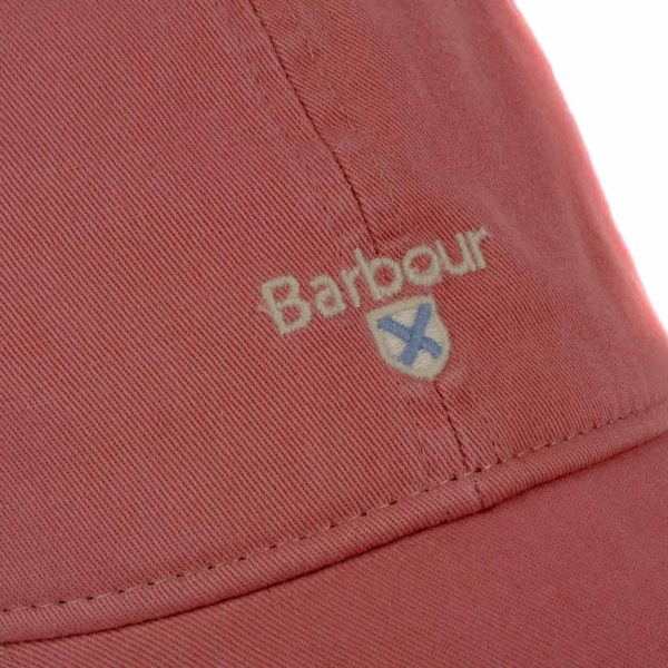 Barbour Cascade Sports Cap Dusty Pink