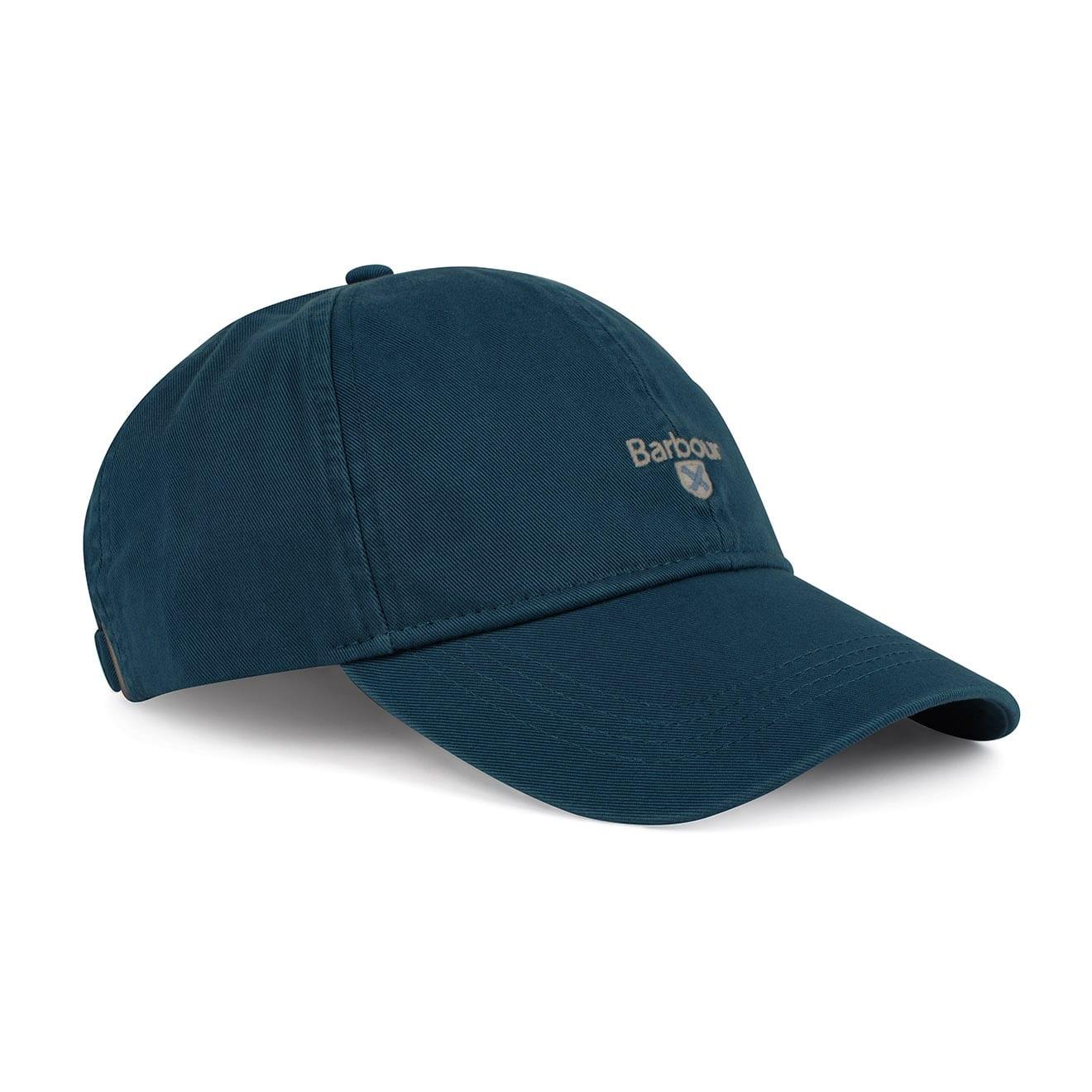 Barbour Cascade Sports Cap Steel Blue