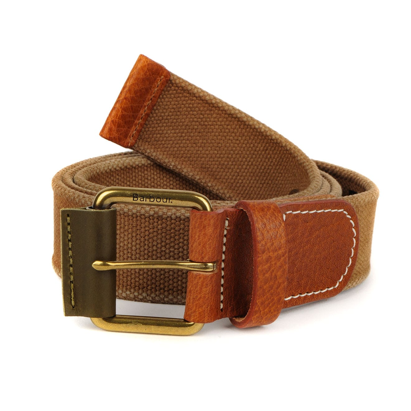 Barbour Tarn Belt Tan