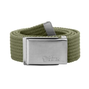 Fjallraven Merano Canvas Belt Green