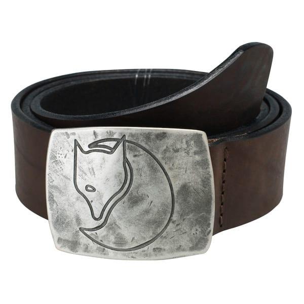 Fjallraven Murena Silver Belt Leather Brown