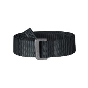 Fjallraven Womens Striped Webbing Belt Black Dusk