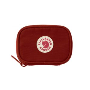 Fjallraven Kanken Card Wallet Ox Red