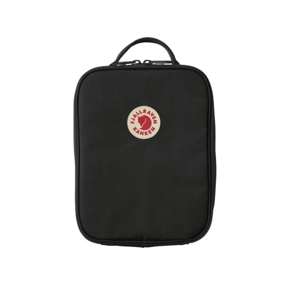 Fjallraven Kanken Cooler Lunch Bag Black