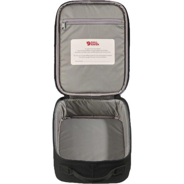Fjallraven Kanken Cooler Lunch Bag Black